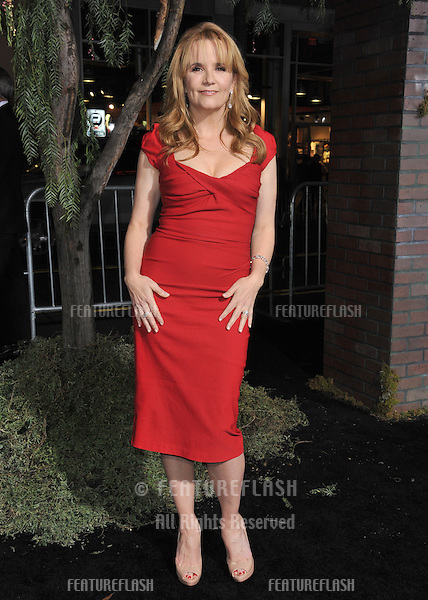 "Lea Thompson at the world premiere of ""Beautiful Creatures"" at the Chinese Theatre, Hollywood..February 6, 2013  Los Angeles, CA.Picture: Paul Smith / Featureflash"
