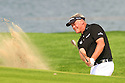 Darren Clarke (NIR) in action during practice ahead of Abu Dhabi HSBC Golf Championship played at Abu Dhabi Golf Club 16-19 January 2014.(Picture Credit / Phil Inglis)