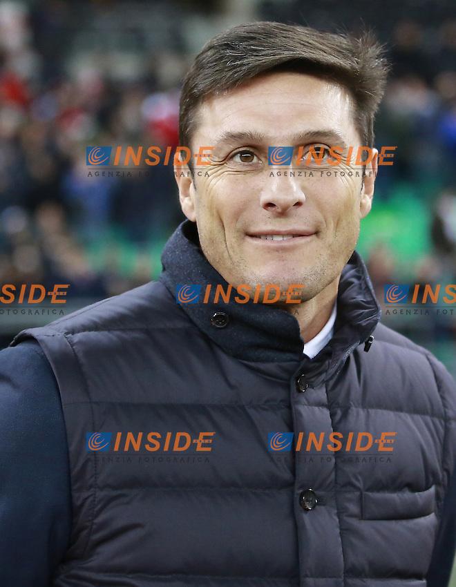 Walter Zanetti Inter,  <br /> Bari 24-11-2015 Stadio San Nicola <br /> Football Calcio Trofeo San Nicola 2015 Bari - Inter<br /> Foto Cesare Purini / Insidefoto