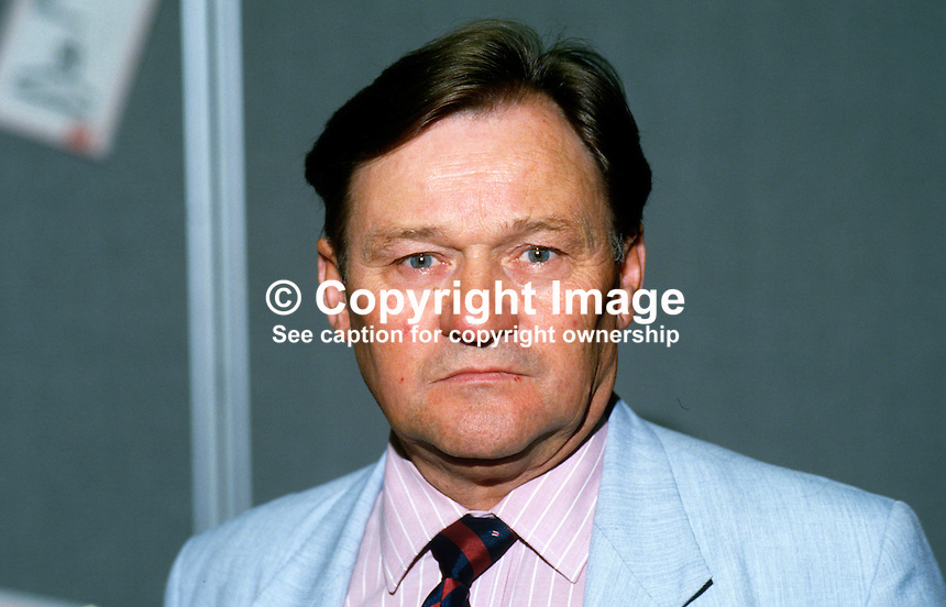 David Morris, MEP, Labour Party, UK, 19870943DM1..Copyright Image from Victor Patterson, 54 Dorchester Park, Belfast, UK, BT9 6RJ..Tel: +44 28 9066 1296.Mob: +44 7802 353836.Voicemail +44 20 8816 7153.Skype: victorpattersonbelfast.Email: victorpatterson@me.com.Email: victorpatterson@ireland.com (back-up)..IMPORTANT: If you wish to use this image or any other of my images please go to www.victorpatterson.com and click on the Terms & Conditions. Then contact me by email or phone with the reference number(s) of the image(s) concerned.