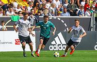 Marco Reus (Deutschland, Germany) gegen Niklas Stark (Deutschland Germany) und Joshua Kimmich (Deutschland Germany) - 05.06.2019: Öffentliches Training der Deutschen Nationalmannschaft DFB hautnah in Aachen