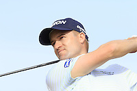Russell Knox (SCO) tees off the 15th tee during Thursday's Round 1 of the 145th Open Championship held at Royal Troon Golf Club, Troon, Ayreshire, Scotland. 14th July 2016.<br /> Picture: Eoin Clarke | Golffile<br /> <br /> <br /> All photos usage must carry mandatory copyright credit (&copy; Golffile | Eoin Clarke)