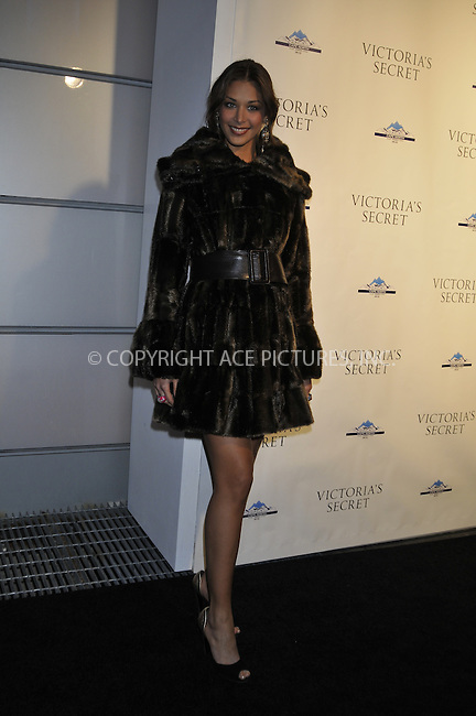 WWW.ACEPIXS.COM . . . . .  ....November 2, 2008. New York City.....Miss Universe 2008 Dayana Mendoza attends the new Victoria's Secret Lexington Avenue Flagship Store launch on November 2, 2008 in New York City.......Please byline: AJ Sokalner - ACEPIXS.COM.... *** ***..Ace Pictures, Inc:  ..Philip Vaughan (646) 769 0430..e-mail: info@acepixs.com..web: http://www.acepixs.com