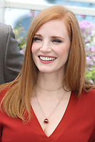 JESSICA CHASTAIN - PHOTOCALL OF JURY AT THE 70TH FESTIVAL OF CANNES 2017