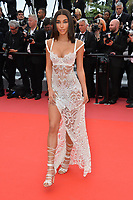 Chantel Jeffries at the gala screening for &quot;Yomeddine&quot; at the 71st Festival de Cannes, Cannes, France 09 May 2018<br /> Picture: Paul Smith/Featureflash/SilverHub 0208 004 5359 sales@silverhubmedia.com