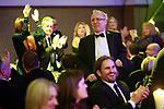 © Joel Goodman - 07973 332324 . 01/03/2018 . Manchester , UK . Team of the Year – PI/Clinical Negligence winener is JMW Solicitors LLP . The Manchester Evening News Legal Awards at the Midland Hotel in Manchester City Centre . Photo credit : Joel Goodman