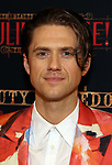 """Aaron Tveit attends the Broadway Opening Night performance After Party for """"Moulin Rouge! The Musical"""" at the Hammerstein Ballroom on July 25, 2019 in New York City."""