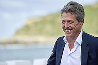 18 September 2016 - San Sebastian, Spain - Hugh Grant attends 'Florence Foster Jenkins' photocall at the Kursaal Palace during 64th San Sebastian International Film Festival. Photo Credit: PPE/face to face/AdMedia