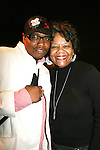 Juson Williams & Patricia R. Floyd - Dinner At Grandma's starring Debbi Blackwell-Cook as Grandma Gracie - an original play with music written by Evern Gillard-Randolf with its opening night and reception on April 29, 2010 at The Salvation Army, New York, NY. (Photo by Sue Coflin/Max Photos)