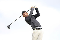 Darragh Crawford (Bundoran) on the 16th tee during Round 2 of The East of Ireland Amateur Open Championship in Co. Louth Golf Club, Baltray on Sunday 2nd June 2019.<br /> <br /> Picture:  Thos Caffrey / www.golffile.ie<br /> <br /> All photos usage must carry mandatory copyright credit (© Golffile | Thos Caffrey)