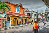 San Pedro Belize is a town on the southern part of the island of Ambergris Caye in the Belize District of the nation of Belize, in Central America island