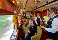 WUS- Napa Valley Wine Train Onboard Experience & Reception Lounge, Napa Valley CA 5 15