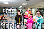 Susan O'Connor, Aine Fitzgerald (Trainer/Proprietor of A Fit Body), Clodagh Sugrue, Celine O'Connor, Launching the Kick Start Fat Loss Detox, Diet and Exercise Programme.  Starting in Killorglin, Beaufort and Killarney last week in January
