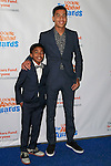 LOS ANGELES - DEC 6: Miles Brown, Marcus Scribner at The Actors Fund's Looking Ahead Awards at the Taglyan Complex on December 6, 2015 in Los Angeles, California