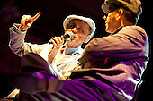 Dexys - vocalist Kevin Rowland - performing live at The Apex in Bury St Edmunds  UK - 09 April 2013.  Photo credit: Ben Matthews/Music Pics Ltd/IconicPix