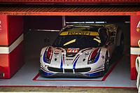 #70 MR RACING (JPN) FERRARI 488 GTE EVO LMGTE AM MOTOAKI ISHIKAWA (JPN) OLIVIER BERETTA (MCO) EDWARD CHEEVER (ITA)