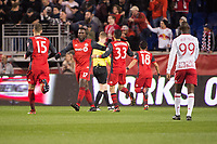 New York Red Bulls vs Toronto FC, October 30, 2017