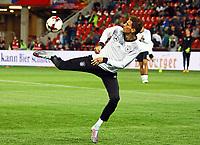 Leon Goretzka (Deutschland Germany) - 01.09.2017: Tschechische Republik vs. Deutschland, Eden Arena