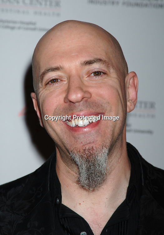 Jordan Rudess ..at The Entertainment Industry Foundation National Colorectal Cancer Research Alliance and The Jay Monahan Center for Gastrointestinal Health Hollywood Meets Motown Benefit on March 15, 2006 at The Waldorf Astoria Hotel. ..Robin Platzer, Twin Images