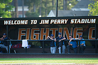 The Buies Creek Astros will be playing their home games at Jim Perry Stadium on the campus of Campbell University in Buies Creek, North Carolina for the 2017 and 2018 seasons until their new ballpark is built in Fayetteville, North Carolina  (Brian Westerholt/Four Seam Images)