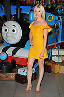 Sarah Jayne Dunn at the &quot;Thomas &amp; Friends: Big World! Big Adventures!&quot; UK film premiere, Vue West End, Leicester Square, London, England, UK, on Saturday 07 July 2018.<br /> CAP/CAN<br /> &copy;CAN/Capital Pictures
