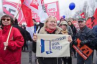 2014/11/22 Berlin | Protest gegen Neonazi-Aufmarsch