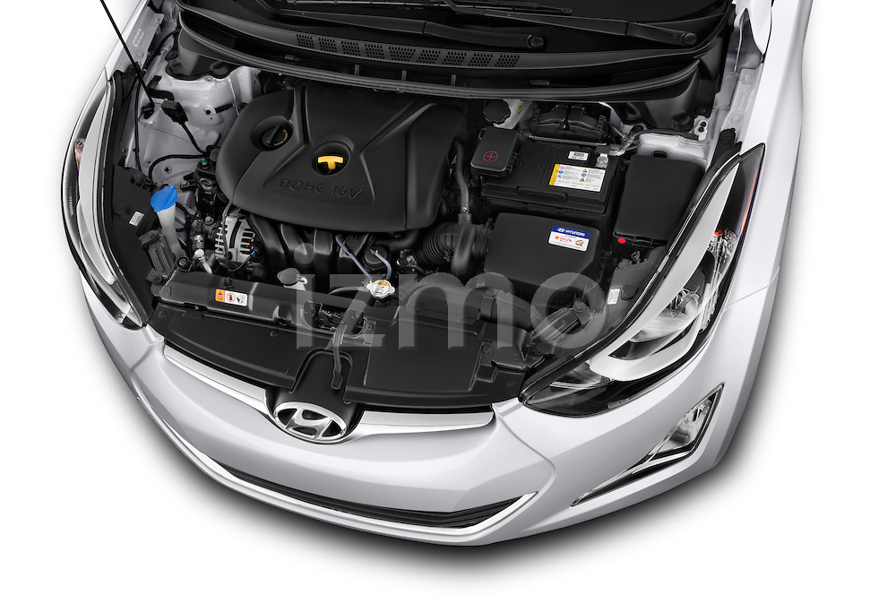 2014 Hyundai Elantra SE Sedan