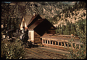 RGS #74 at Vance Junction with RMRRC trip headed for Telluride.<br /> RGS  Vance Junction, CO  Taken by Pfeifer, Jack A. - 9/1/1951