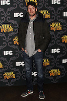 "LOS ANGELES, CA - JANUARY 07: Scott Aukerman arriving at the Los Angeles Screening Of IFC's ""The Spoils Of Babylon"" held at the Directors Guild Of America on January 7, 2014 in Los Angeles, California. (Photo by Xavier Collin/Celebrity Monitor)"