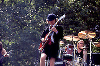 Angus Young 1996 By Jonathan Green<br />