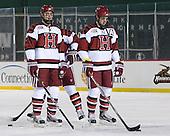 Marshall Everson (Harvard - 21), Alex Killorn (Harvard - 19) - The Union College Dutchmen defeated the Harvard University Crimson 2-0 on Friday, January 13, 2012, at Fenway Park in Boston, Massachusetts.