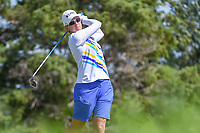 Karrie Webb (AUS) watches her tee shot on 3 during round 2 of  the Volunteers of America LPGA Texas Classic, at the Old American Golf Club in The Colony, Texas, USA. 5/6/2018.<br /> Picture: Golffile | Ken Murray<br /> <br /> <br /> All photo usage must carry mandatory copyright credit (&copy; Golffile | Ken Murray)