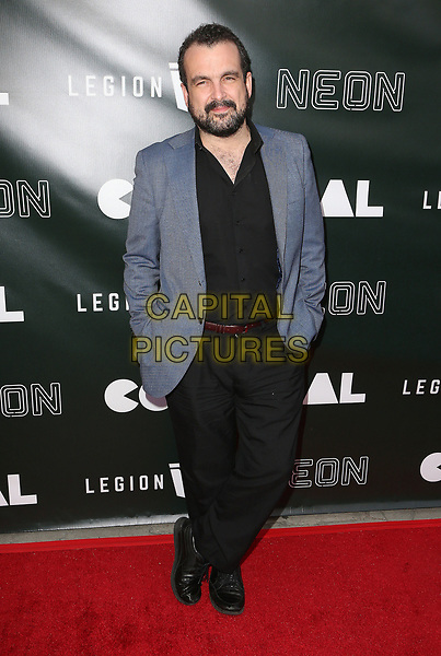 04 April 2017 - Los Angeles, California - Nacho Vigalondo. &quot;Colossal&quot; - Los Angeles Premiere held at Vista Theatre. Photo Credit: AdMedia<br /> CAP/ADM<br /> &copy;ADM/Capital Pictures