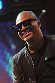 Taio Cruz - performing live on the main stage on day two of the Radio 1 Big Weekend in Carlisle UK - 15 May 2011.  Photo credit: George Chin/IconicPix