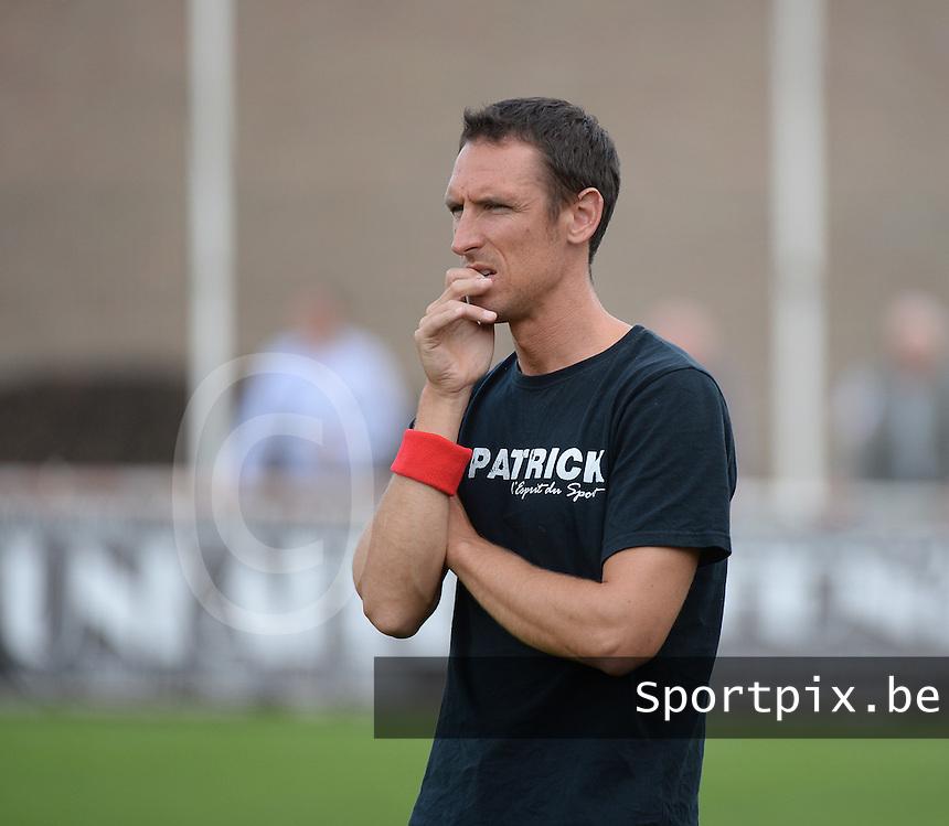 Zwevegem Sport : Lionel Ladon <br /> foto VDB / BART VANDENBROUCKE
