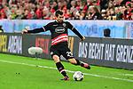 Der Duesseldorfer Markus Sutter am Ball<br />  beim Spiel in der Fussball Bundesliga, 1. FSV Mainz 05 - Fortuna Düsseldorf.<br /> <br /> Foto © PIX-Sportfotos *** Foto ist honorarpflichtig! *** Auf Anfrage in hoeherer Qualitaet/Aufloesung. Belegexemplar erbeten. Veroeffentlichung ausschliesslich fuer journalistisch-publizistische Zwecke. For editorial use only. DFL regulations prohibit any use of photographs as image sequences and/or quasi-video.
