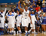 SDSU vs IPFW 2014 Summit League MBB