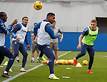 14.08.2019 Rangers training: Greg Docherty