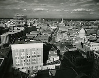 1959 November 25..Redevelopment.Downtown North (R-8)..Downtown Progress..North View from VNB Building  POV#3..HAYCOX PHOTORAMIC INC..NEG# C-59-5-17.NRHA#..