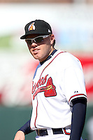 Freddie Freeman - Phoenix Desert Dogs - 2010 Arizona Fall League.Photo by:  Bill Mitchell/Four Seam Images..
