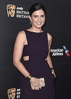 BEVERLY HILLS, CA - OCTOBER 28:  Amber Hodgkiss at the 2016 BAFTA Los Angeles Britannia Awards at the Beverly Hilton Hotel on October 28, 2016 in Beverly Hills, California. Credit: MediaPunch