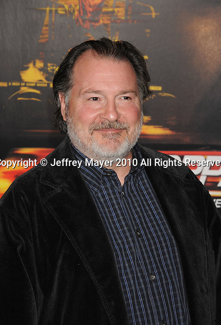 "WESTWOOD, CA. - October 26: Kevin Dunn arrives at the ""Unstoppable"" Los Angeles Premiere at the Regency Village Theatre on October 26, 2010 in Westwood, California."