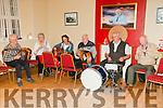 Knockanure Rambling House: Taking part in the Knockanure rambling house hael in the community centre on Thursday night last were Mossie Dee, Anne Flavin, Annette Murphy, Ed. Browne, John McEligott & Matt Mooney.