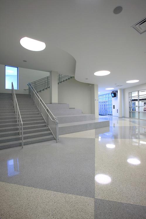 Tangeman University Center at the University of Cincinnati   Gwathmey Siegel & Associates Architects