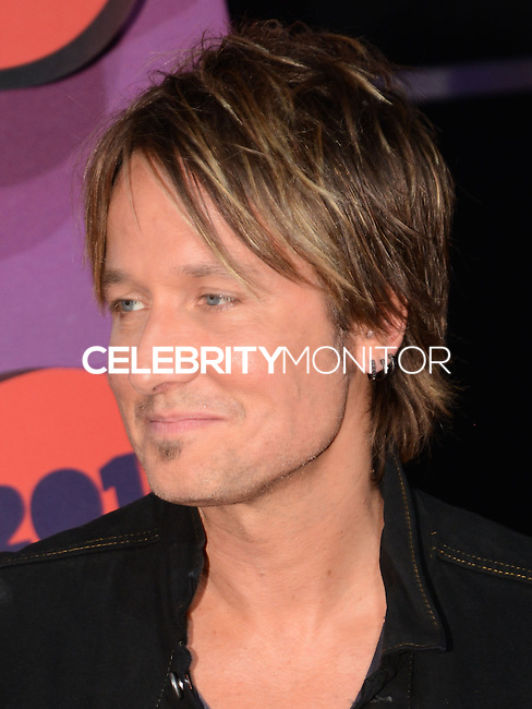 NASHVILLE, TN, USA - JUNE 04: Keith Urban at the 2014 CMT Music Awards held at the Bridgestone Arena on June 4, 2014 in Nashville, Tennessee, United States. (Photo by Celebrity Monitor)