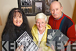 Launching the 2012 Mitchel's Boherbee Community Regeneration project Calendar at St Bridgid's Centre on Tuesday were Caroline Toal, Angela Walsh and Tommy O'Connor
