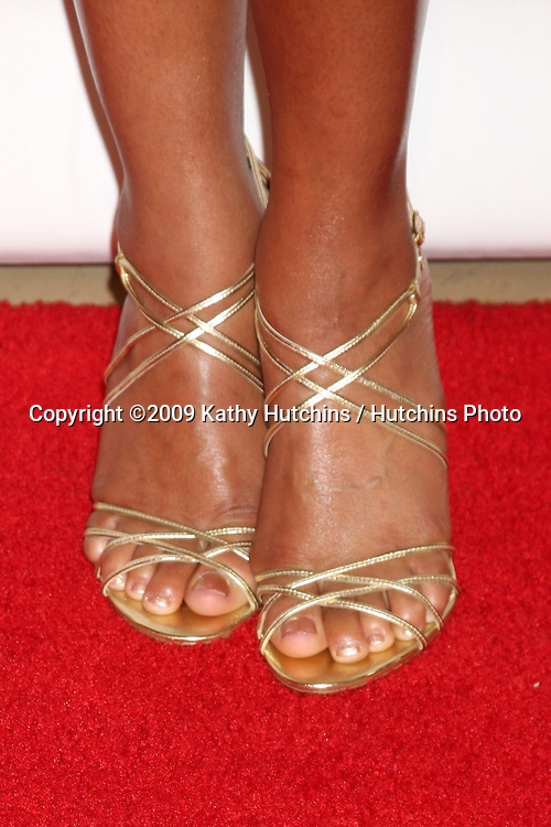 Monique Coleman arriving at the Noche De Ninos Gala at the Beverly Hilton Hotel in Beverly Hills , CA  on May 9, 2009.©2009 Kathy Hutchins / Hutchins Photo.....                .