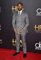 BEVERLY HILLS, CA - NOVEMBER 04: Michael B. Jordan arrives at the 22nd Annual Hollywood Film Awards at the Beverly Hilton Hotel on November 4, 2018 in Beverly Hills, California.<br /> CAP/ROT/TM<br /> &copy;TM/ROT/Capital Pictures