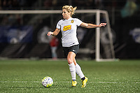Allston, MA - Saturday Sept. 24, 2016: McCall Zerboni during a regular season National Women's Soccer League (NWSL) match between the Boston Breakers and the Western New York Flash at Jordan Field.