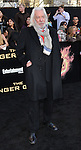Donald Sutherland at premiere for The Hunger Games held at the Nokia Theatre L.A. Live Los Angeles, CA. March 12, 2012